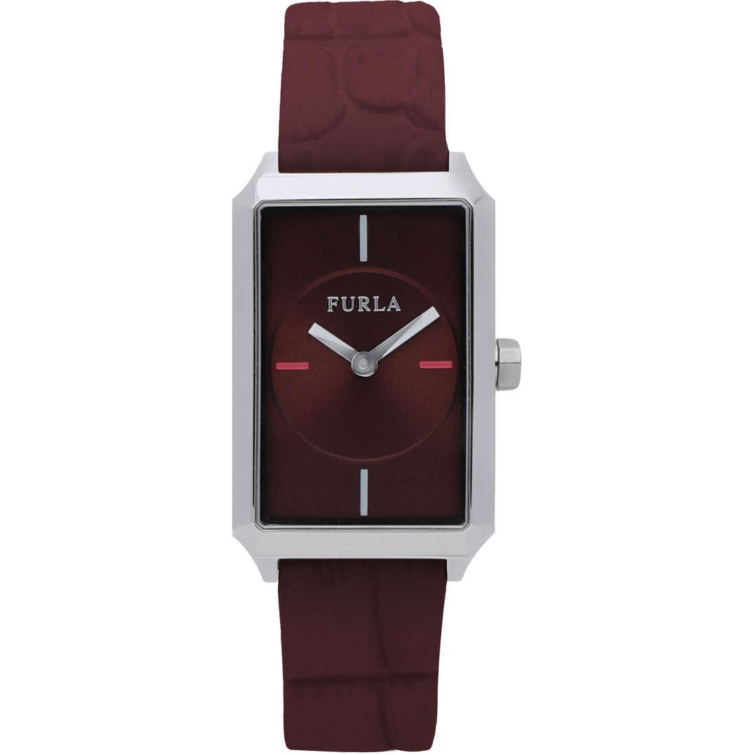 orologio solo tempo donna Furla Diana R4251104504