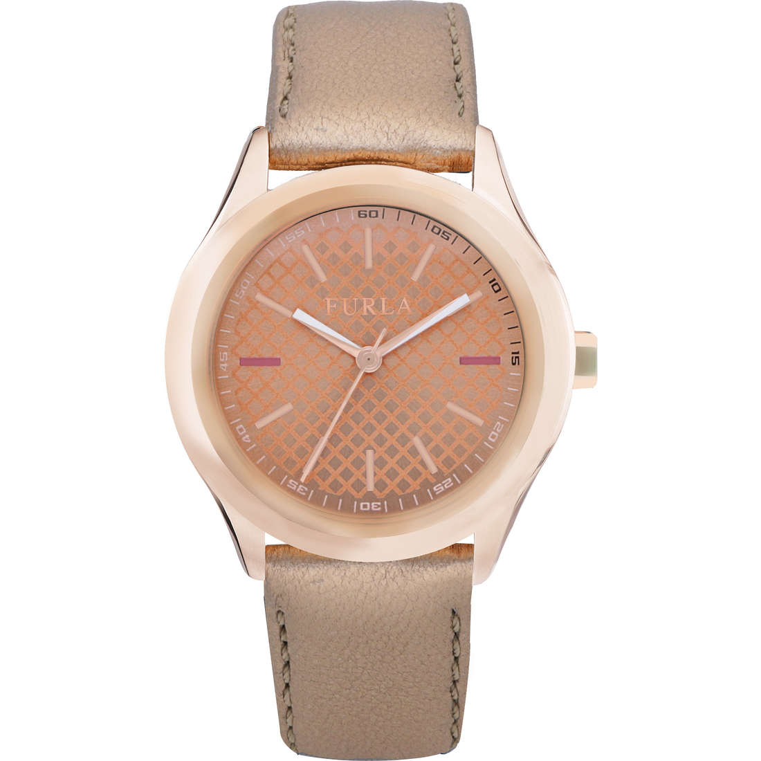 orologio solo tempo donna Furla Eva R4251101502