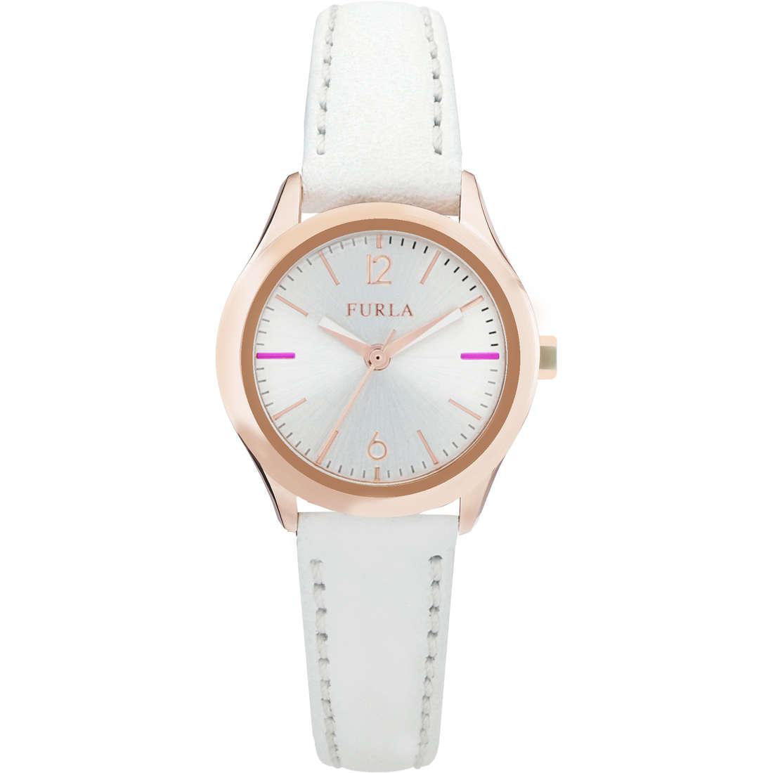 orologio solo tempo donna Furla Eva R4251101505