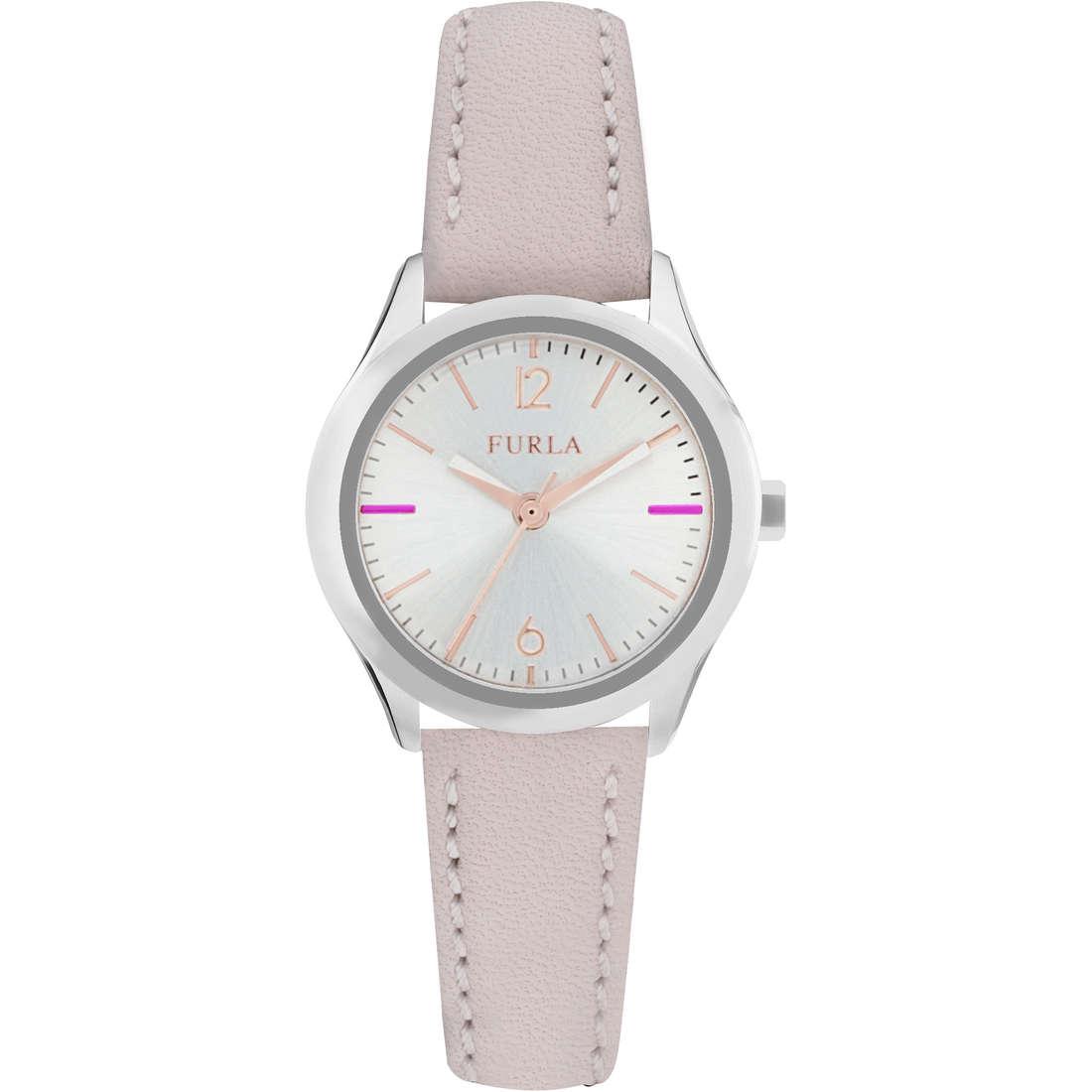 orologio solo tempo donna Furla Eva R4251101508