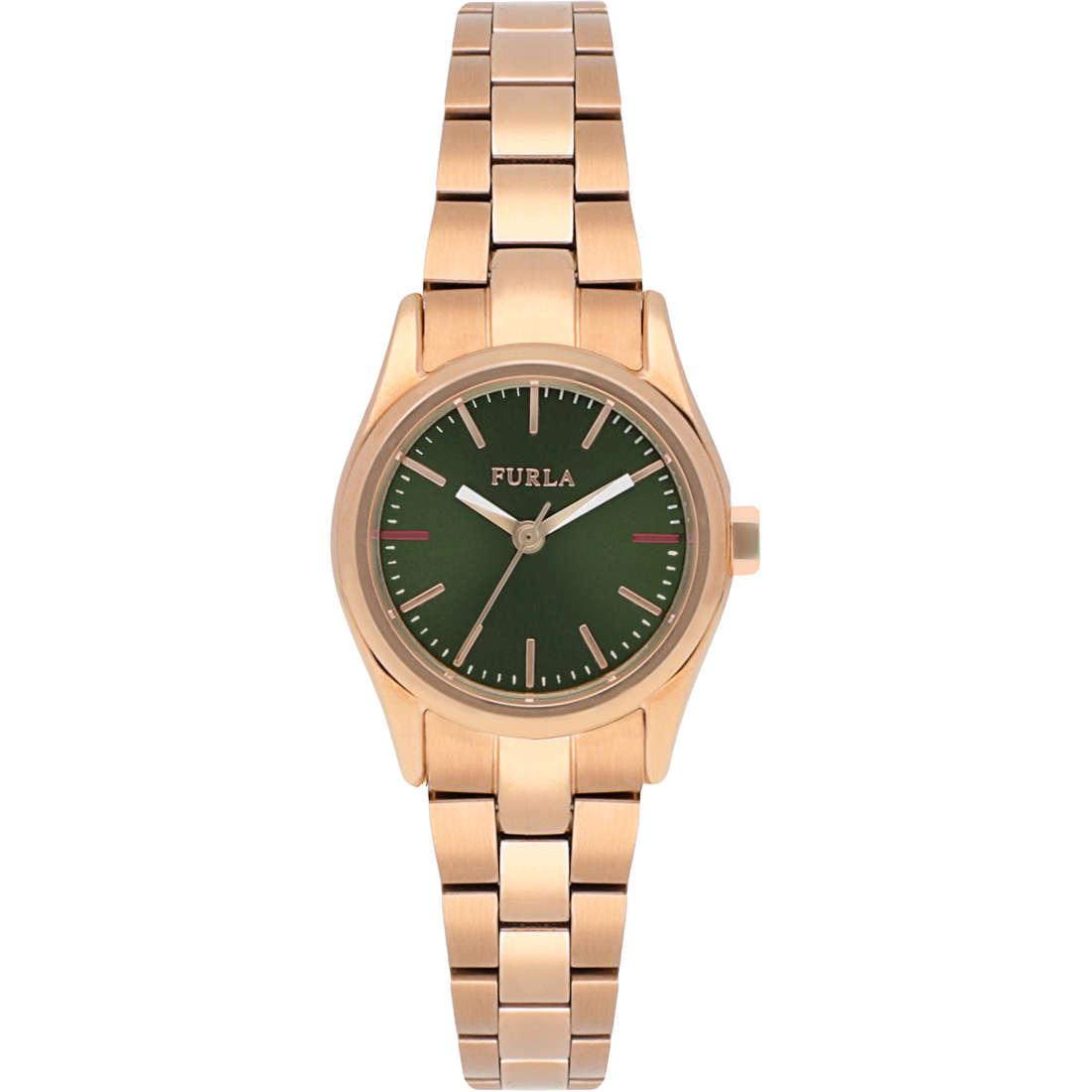 orologio solo tempo donna Furla Eva R4253101506