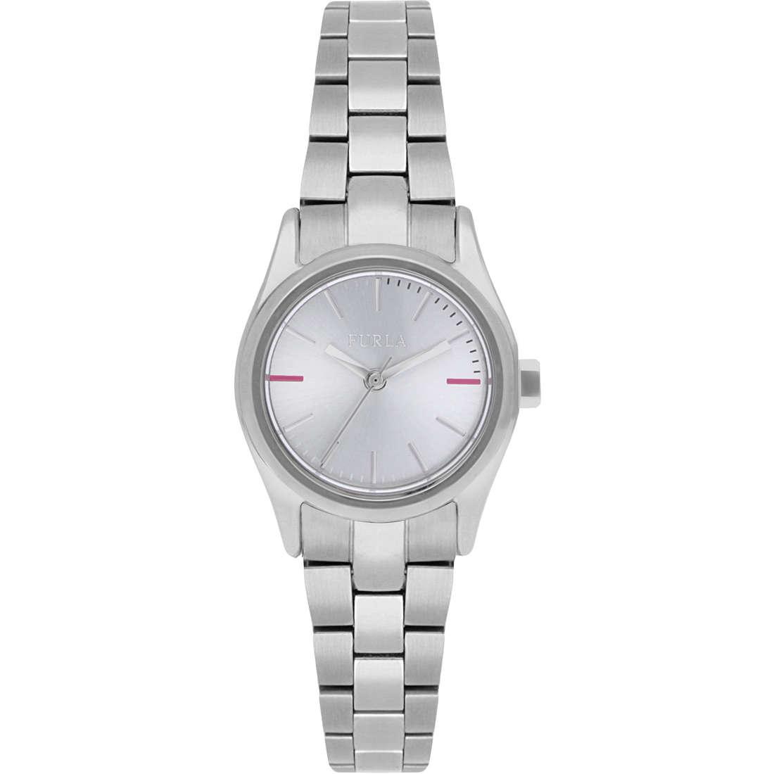 orologio solo tempo donna Furla Eva R4253101508