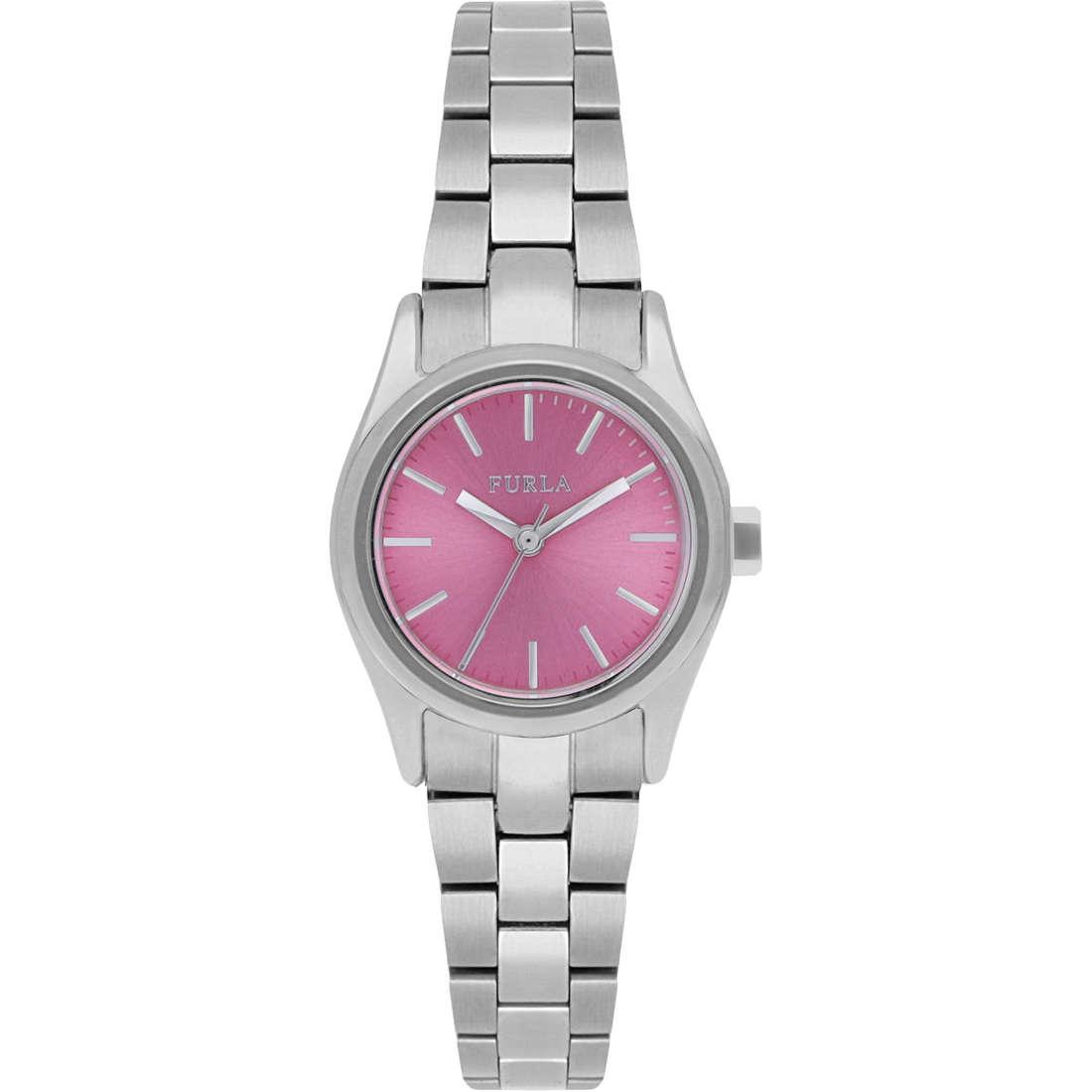 orologio solo tempo donna Furla Eva R4253101509