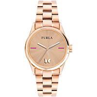 orologio solo tempo donna Furla Eva R4253101532