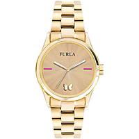 orologio solo tempo donna Furla Eva R4253101533