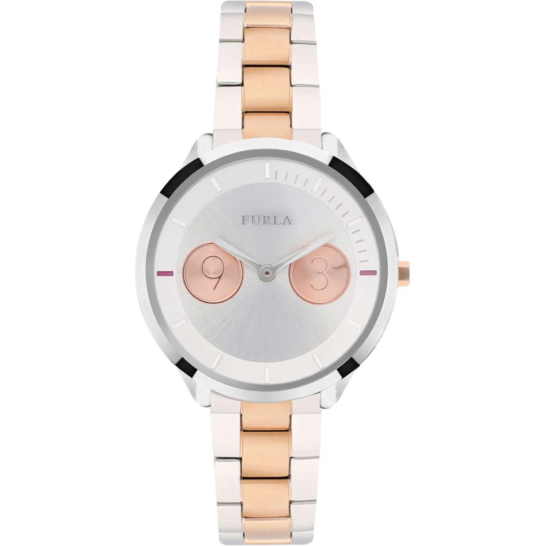 orologio solo tempo donna Furla Furla R4253102507
