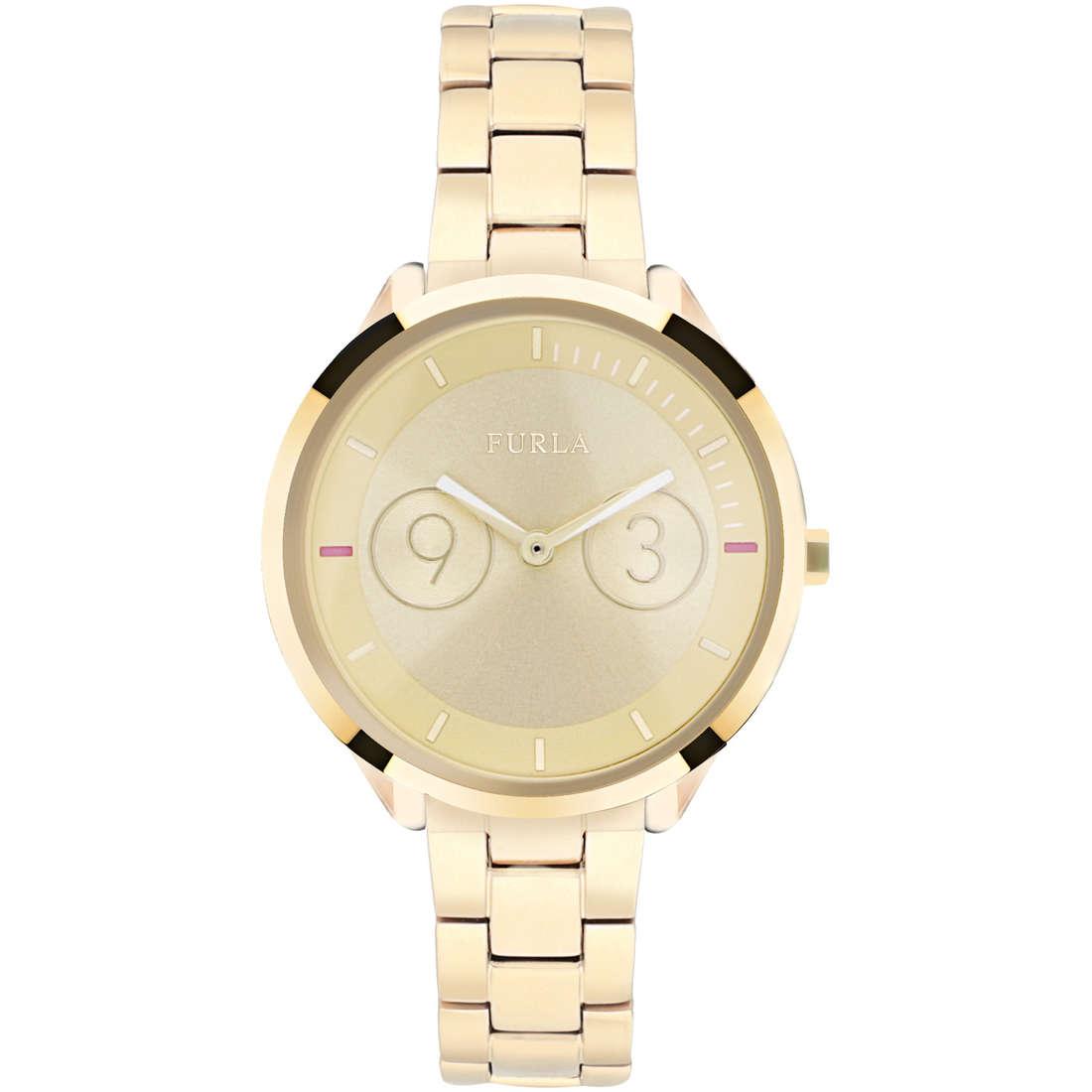 orologio solo tempo donna Furla Furla R4253102508