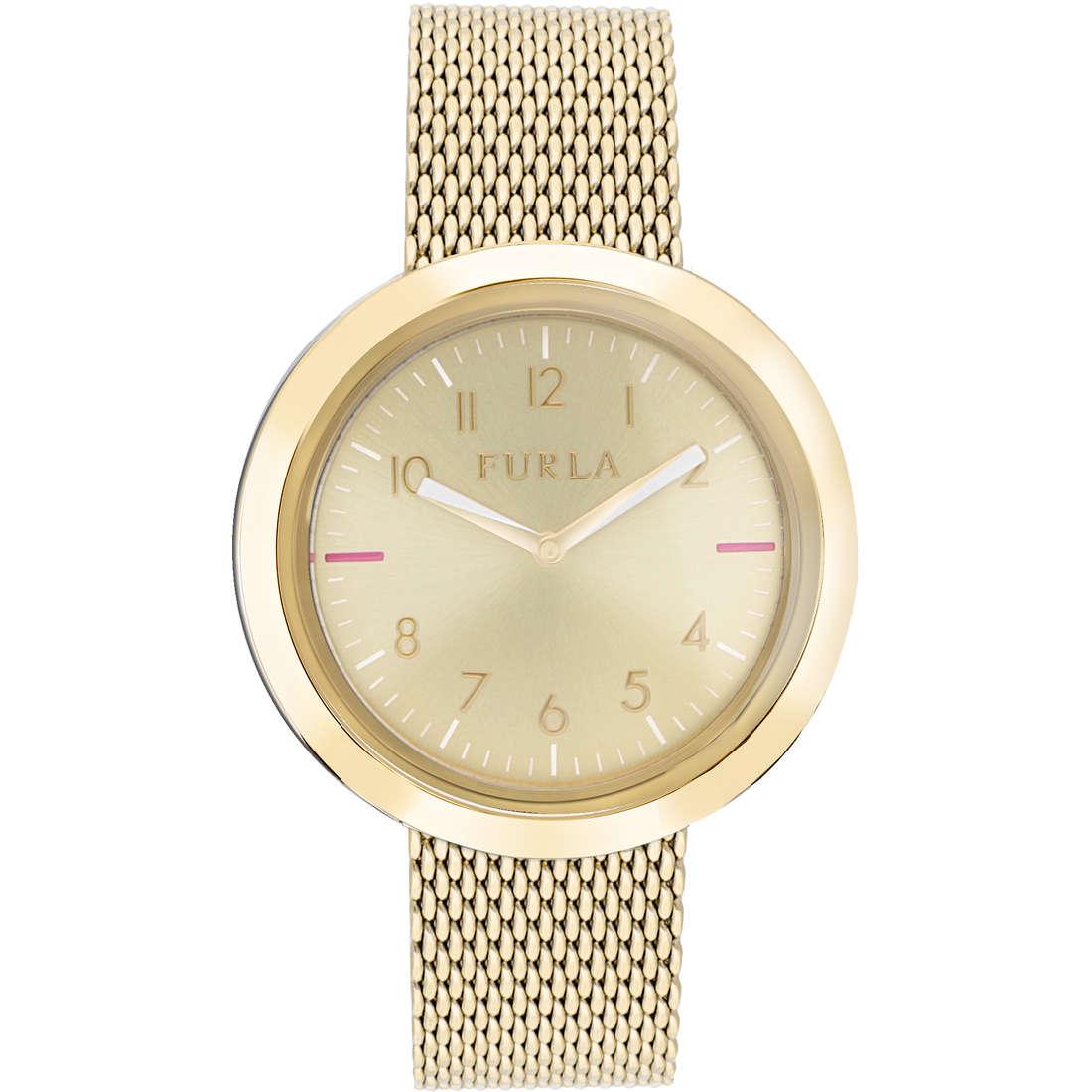 orologio solo tempo donna Furla Furla R4253103502
