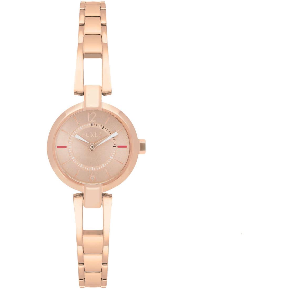 orologio solo tempo donna Furla Furla R4253106501