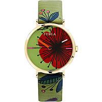 orologio solo tempo donna Furla Giada R4251108509