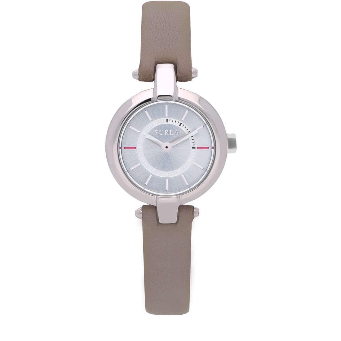 orologio solo tempo donna Furla Linda R4251106503