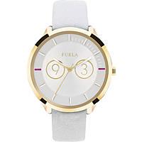 orologio solo tempo donna Furla Metropolis R4251102503