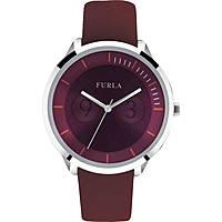 orologio solo tempo donna Furla Metropolis R4251102505
