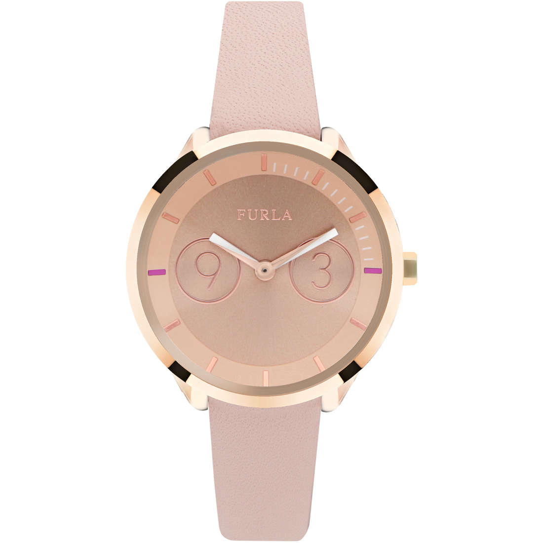 orologio solo tempo donna Furla Metropolis R4251102511