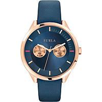 orologio solo tempo donna Furla Metropolis R4251102549