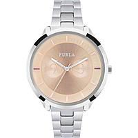 orologio solo tempo donna Furla Metropolis R4253102505