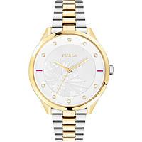orologio solo tempo donna Furla Metropolis R4253102519