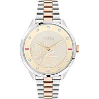 orologio solo tempo donna Furla Metropolis R4253102520
