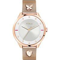 orologio solo tempo donna Furla Pin R4253102525