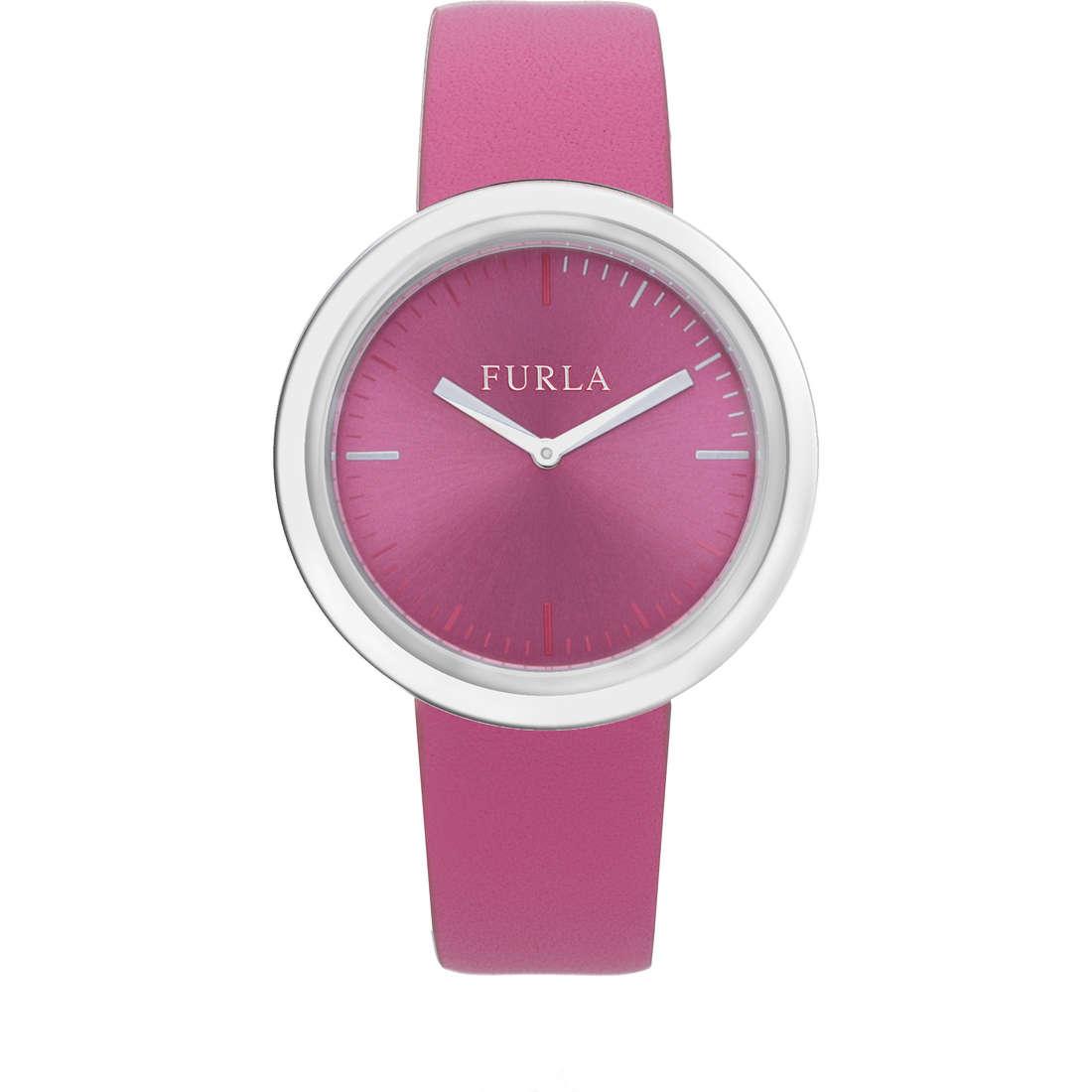 orologio solo tempo donna Furla Valentina R4251103506