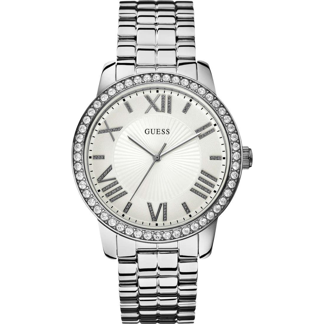 orologio solo tempo donna Guess Allure W0329L1
