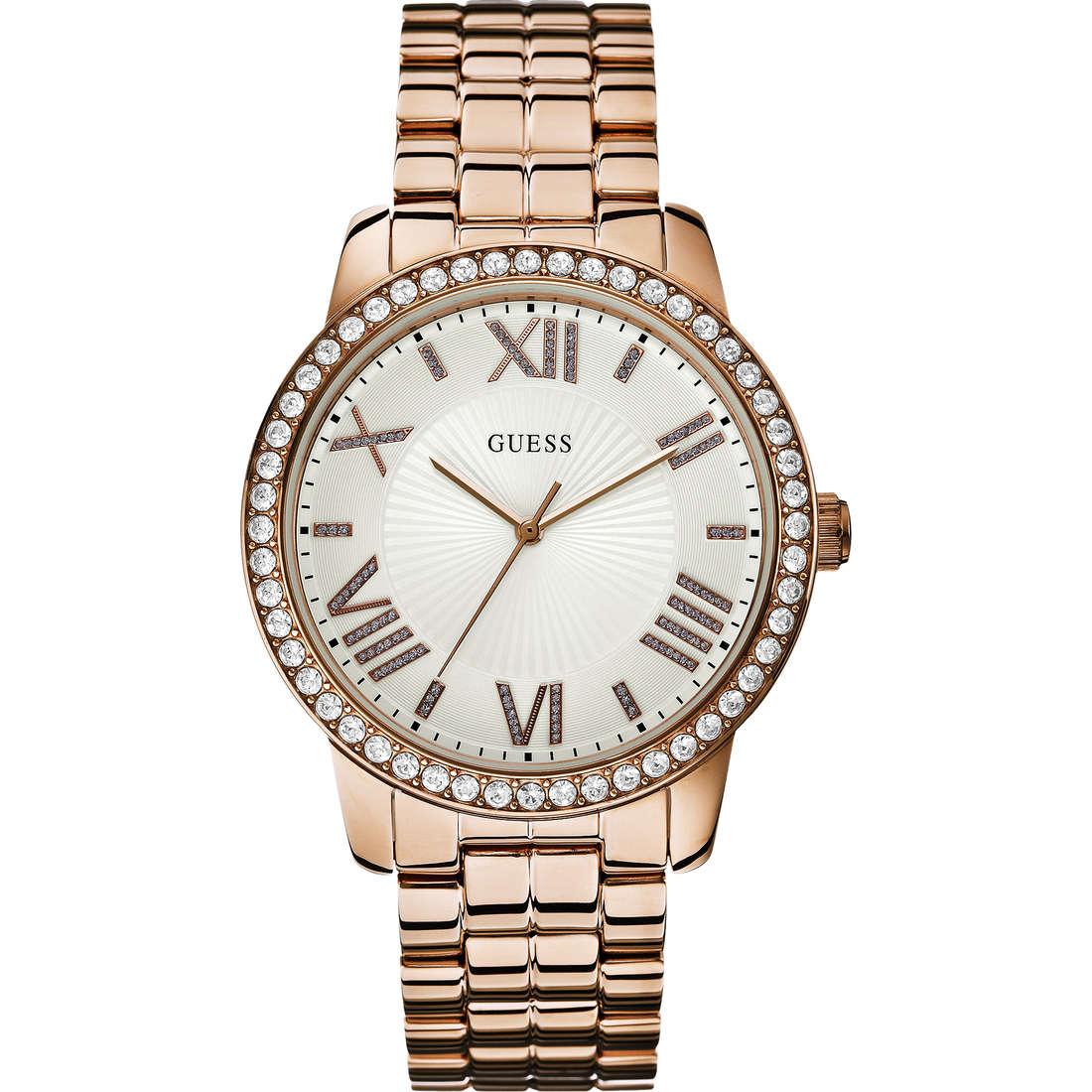orologio solo tempo donna Guess Allure W0329L3