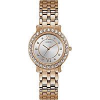 orologio solo tempo donna Guess Blush W1062L3