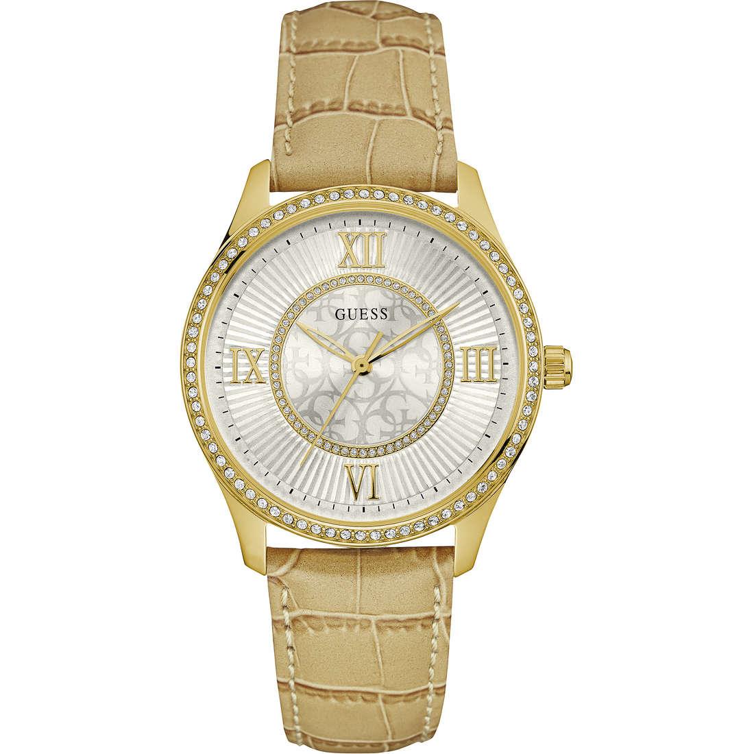 orologio solo tempo donna Guess Broadway W0768L2