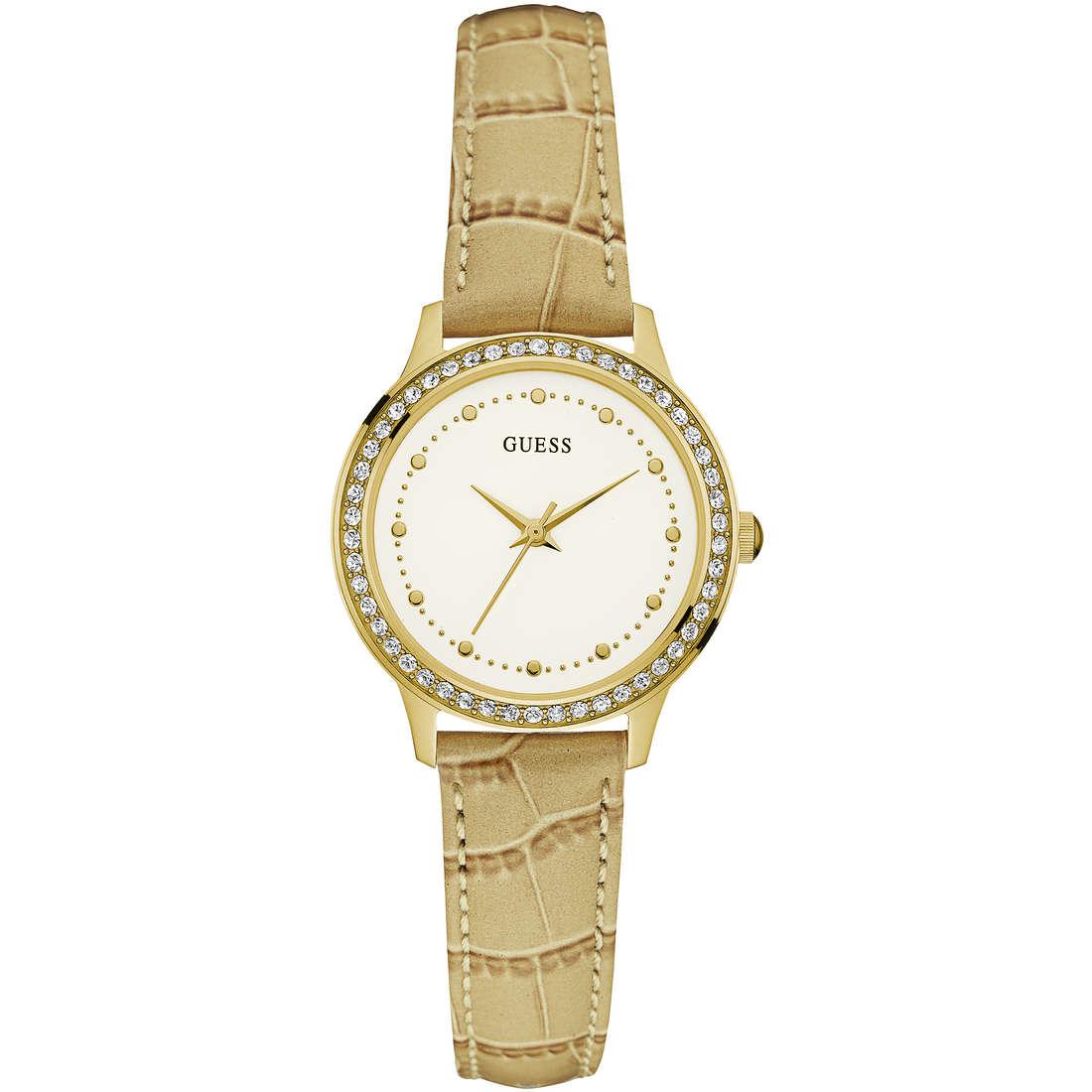 orologio solo tempo donna Guess Chelsea W0648L3