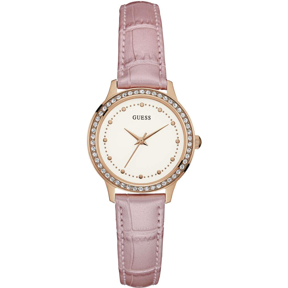 orologio solo tempo donna Guess Chelsea W0648L4