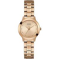 orologio solo tempo donna Guess Chelsea W0989L3
