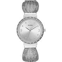 orologio solo tempo donna Guess Chiffon W1083L1