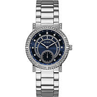 orologio solo tempo donna Guess Constellation W1006L1