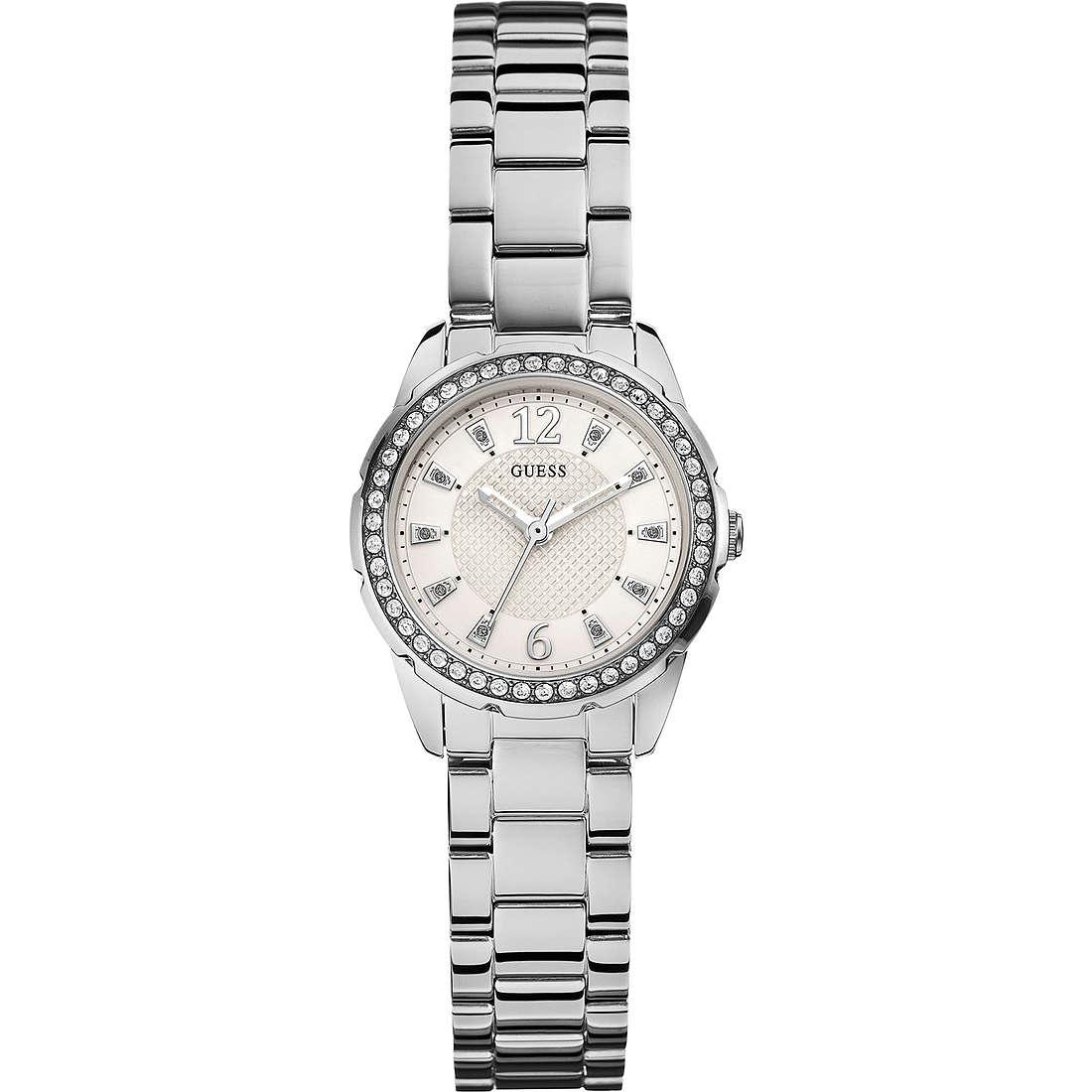 orologio solo tempo donna Guess DESIRE W0445L1