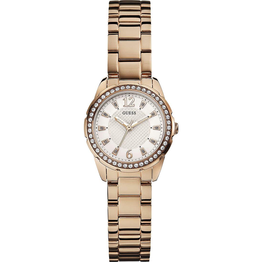 orologio solo tempo donna Guess DESIRE W0445L3