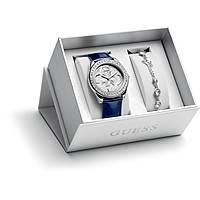 orologio solo tempo donna Guess G Twist W0627L13BOX