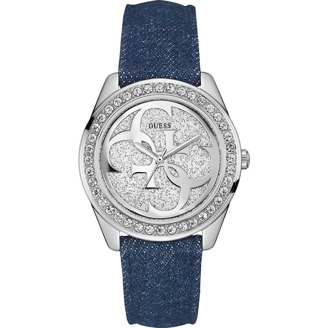 orologio solo tempo donna Guess G Twist W0627L1