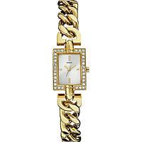orologio solo tempo donna Guess Glamour Chain W0540L2