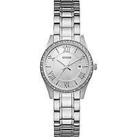 orologio solo tempo donna Guess Greenwich W0985L1