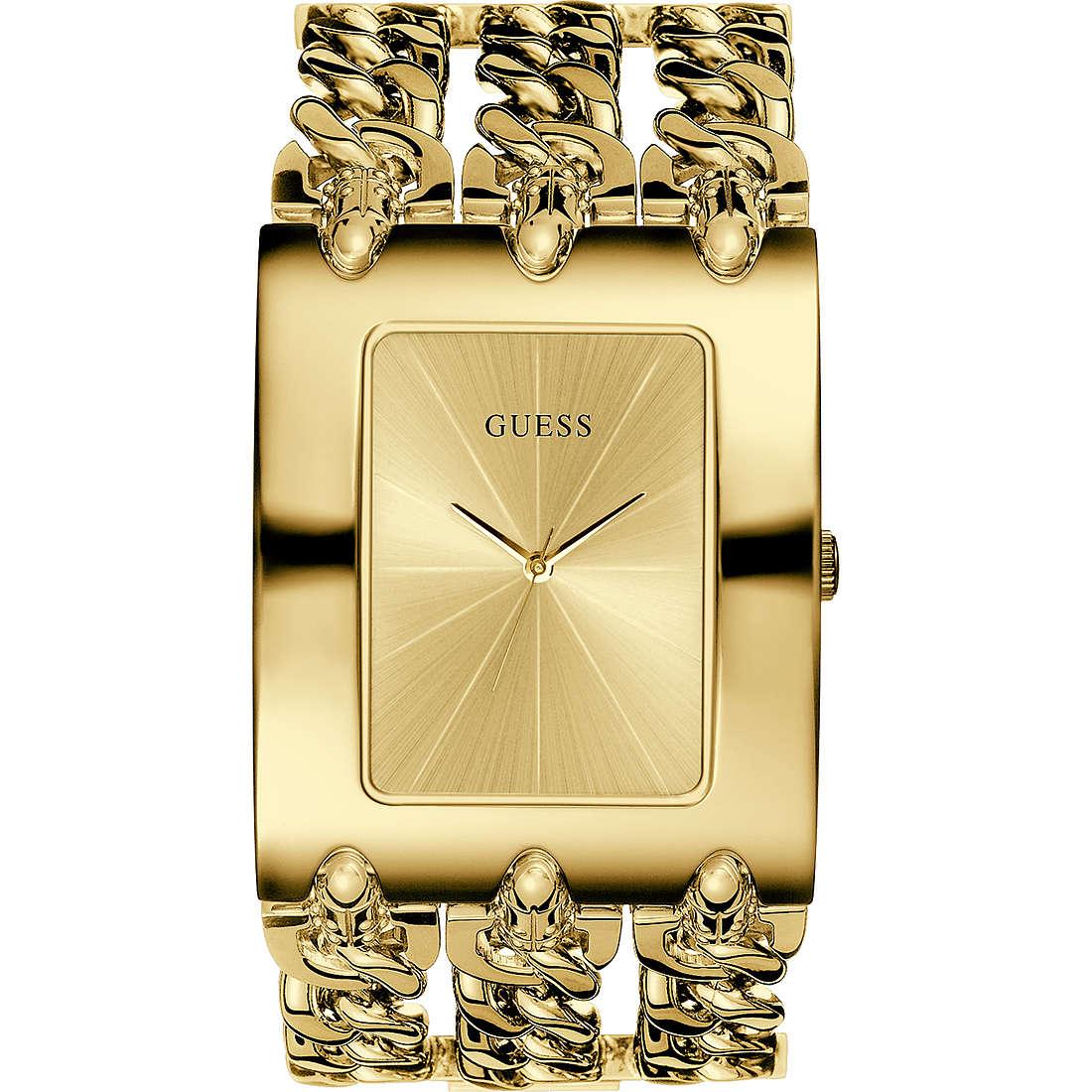 orologio solo tempo donna Guess I10544L1