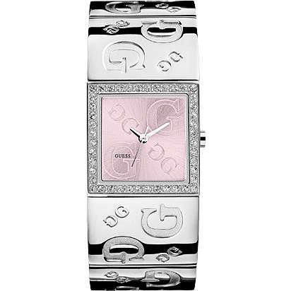 orologio solo tempo donna Guess I70607L3
