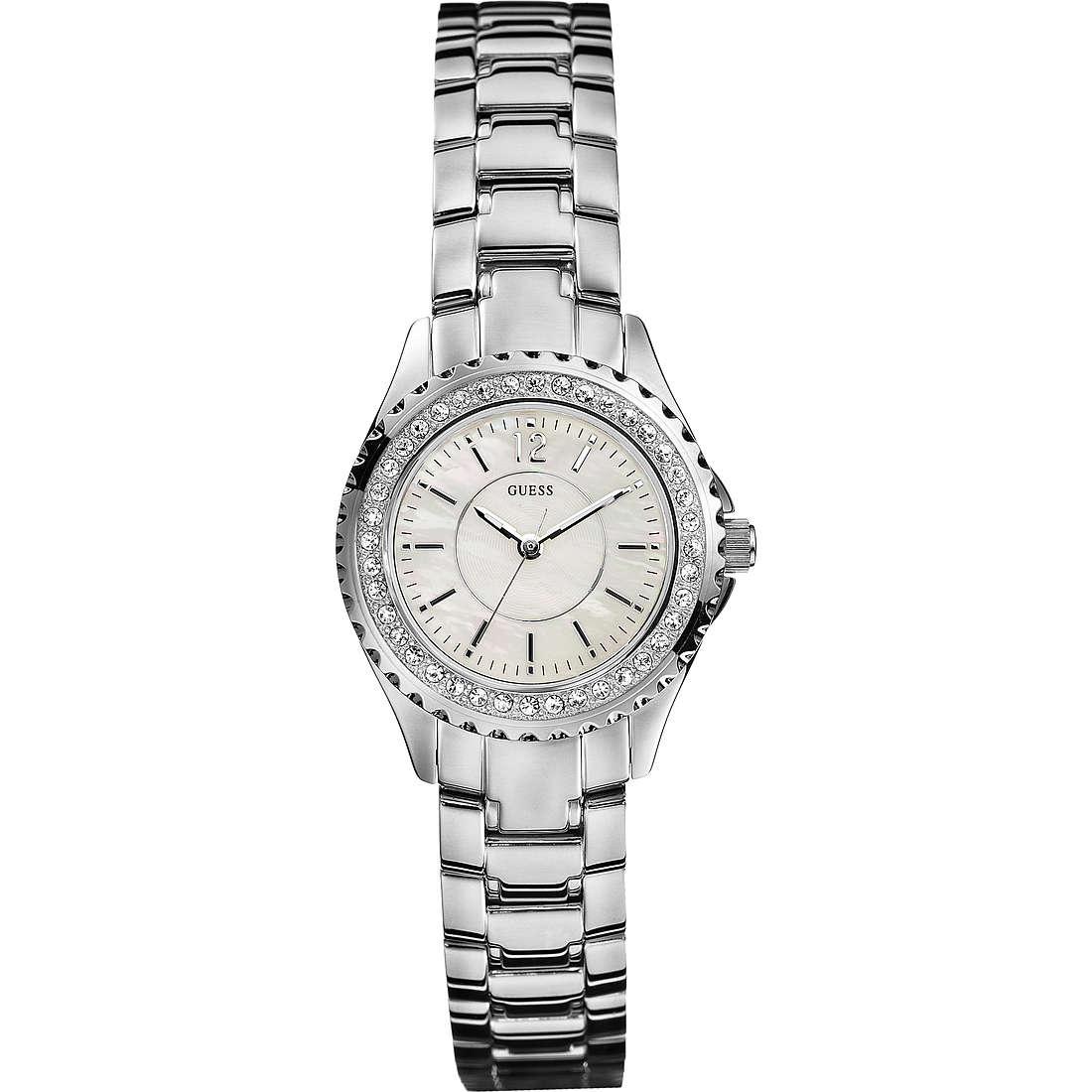 orologio solo tempo donna Guess I95273L1