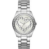 orologio solo tempo donna Guess Love Affair W1061L1
