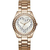 orologio solo tempo donna Guess Love Affair W1061L2