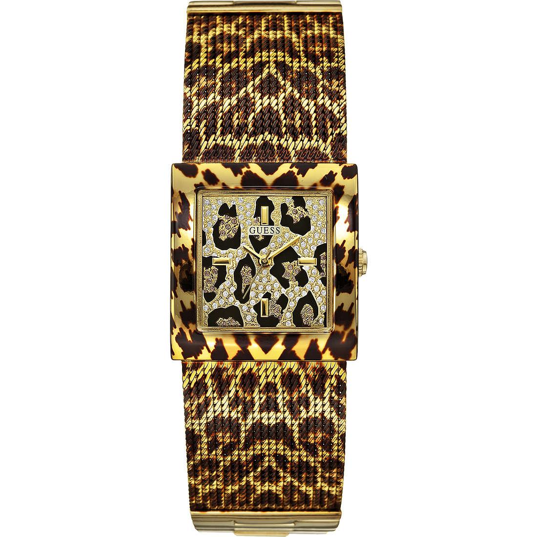 orologio solo tempo donna Guess LYNX W0332L1