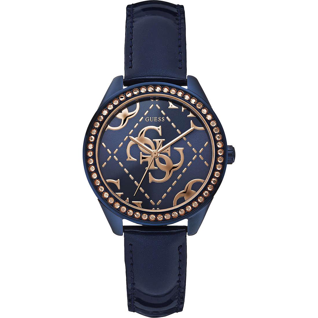 orologio solo tempo donna Guess MINI LOGO W0524L1