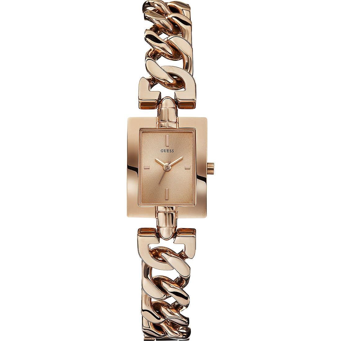 orologio solo tempo donna Guess MINI MOD W0437L3