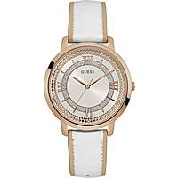 orologio solo tempo donna Guess Montauk W0934L1