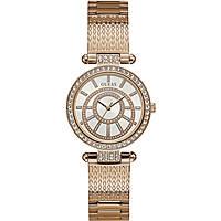 orologio solo tempo donna Guess Muse W1008L3
