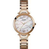 orologio solo tempo donna Guess Opal W1090L2